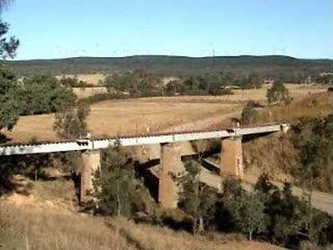 video taken on Monto to Boyne Valley railway