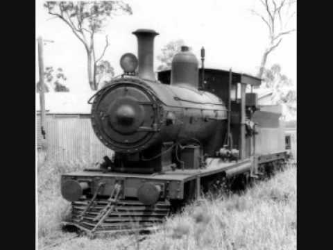Early days of Queensland Railways