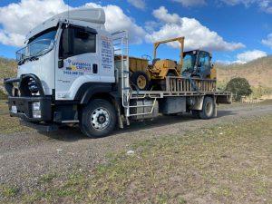 donated machinery